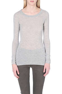 ENZA COSTA Lightweight cashmere jumper