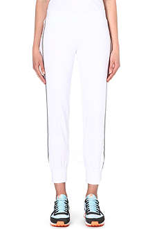 NORMA KAMALI Reflective jogging bottoms