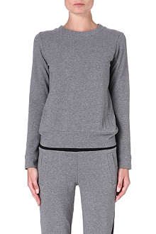 NORMA KAMALI Jersey sweatshirt