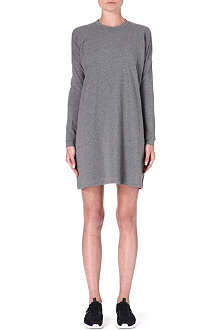 NORMA KAMALI Long-sleeved jersey dress