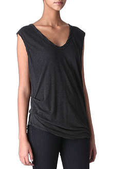 JAMES PERSE Asymmetric t-shirt