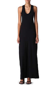 JAMES PERSE Cotton maxi dress