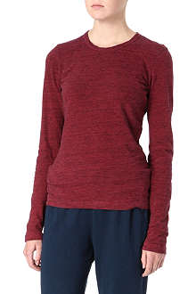 JAMES PERSE Long-sleeved jersey top