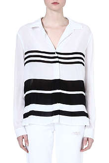 JAMES PERSE Striped shirt