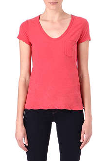 JAMES PERSE Boyfriend pocket t-shirt