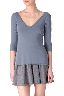 JAMES PERSE V-neck top