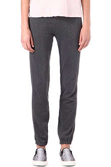 JAMES PERSE Drawstring jogging bottoms