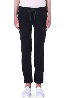 JAMES PERSE Jersey jogging trousers