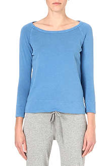 JAMES PERSE Vintage cotton sweatshirt