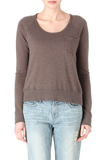 JAMES PERSE Cotton blend top