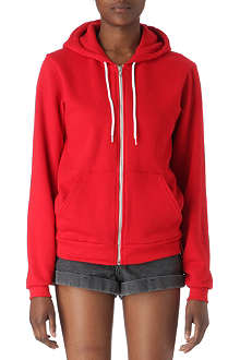 AMERICAN APPAREL Flex fleece hoody