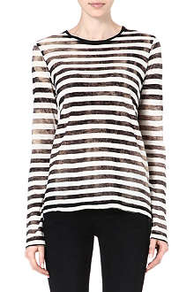PROENZA SCHOULER Breton striped top