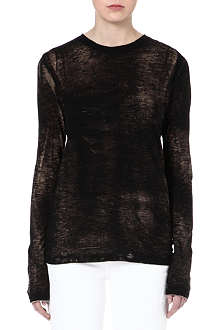 PROENZA SCHOULER Faded wash top