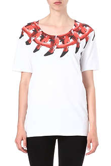 MARCELO BURLON Cholia t-shirt