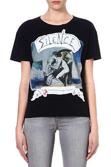 EACH X OTHER Silence t-shirt