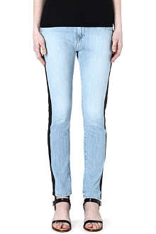 EACH X OTHER Tuxedo stripe jeans