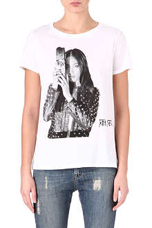 EACH X OTHER Yi Zhou printed t-shirt