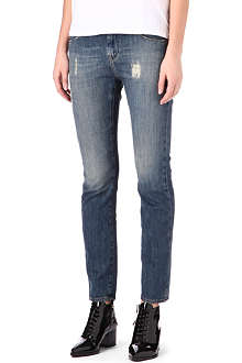 EACH X OTHER Straight mid-rise jeans