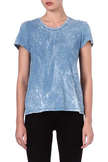 COTTON CITIZEN Marble-print t-shirt