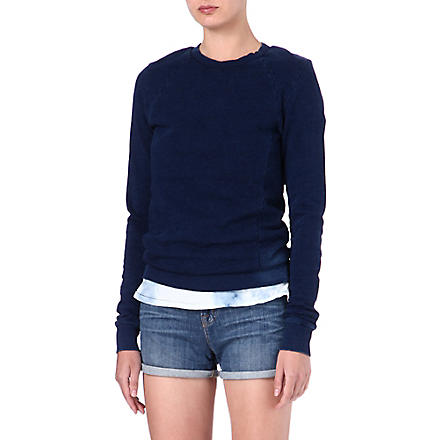 COTTON CITIZEN Denim-effect jumper (Wear