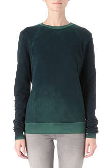 COTTON CITIZEN Crew neck long-sleeved top