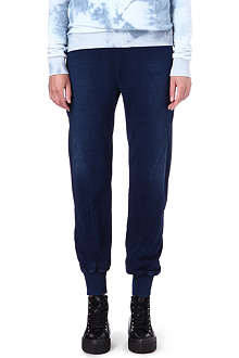 COTTON CITIZEN Denim-effect jogging bottoms