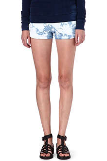 COTTON CITIZEN Tie-dye shorts