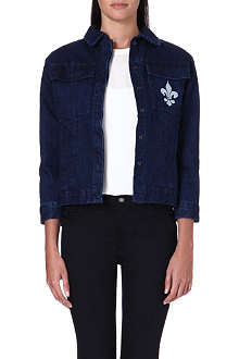 ETRE CECILE Bad Ass denim jacket