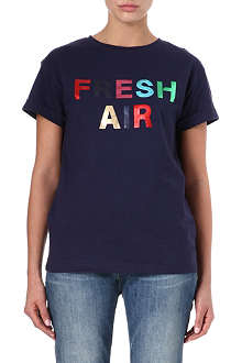 ETRE CECILE Breath of Fresh Air t-shirt