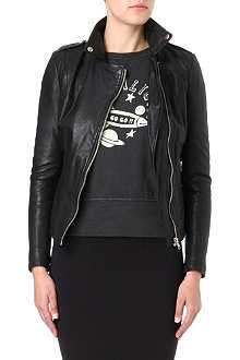 MUUBAA Carmona leather jacket