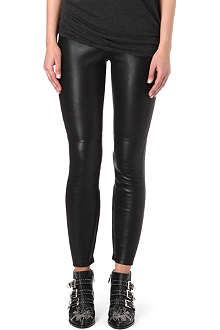 MUUBAA Rica leather trousers