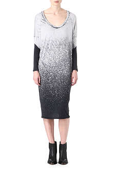 RAQUEL ALLEGRA Stardust jersey dress