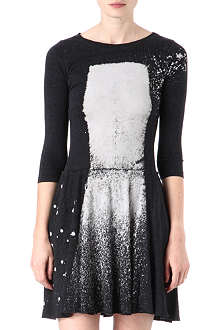 RAQUEL ALLEGRA Stardust dress
