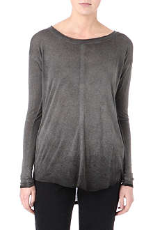 RAQUEL ALLEGRA Long-sleeved top