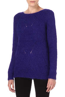 SURFACE TO AIR Ginger mohair-blend jumper