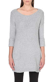 FREE PEOPLE Scoop-neck jumper