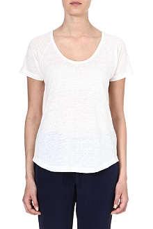 JOIE Violena linen t-shirt