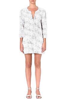 JOIE Amara printed silk jumpsuit