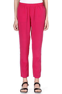 JOIE Juliette silk trousers