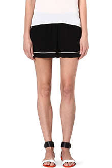 JOIE Calisi silk shorts