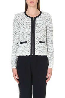 JOIE Jacolyn tweed jacket