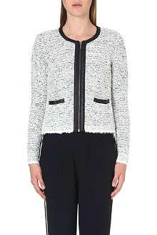 JOIE Jacolyn tweed jacket