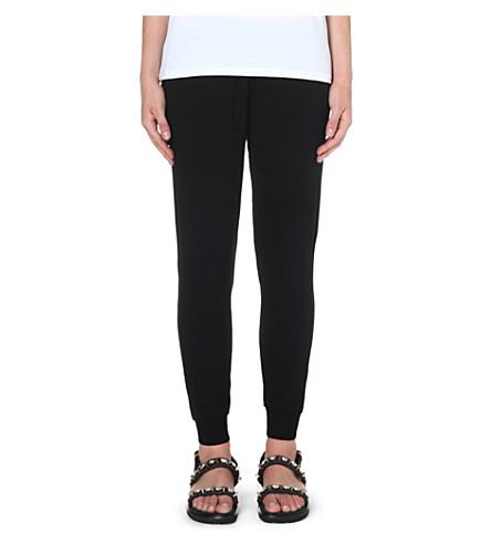 JOIE Merino wool trousers (Caviar