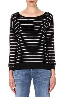 JOIE Emele striped jumper