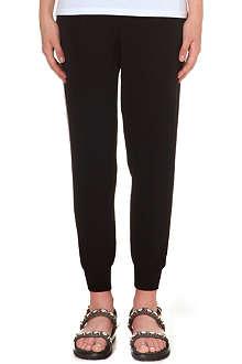 JOIE Celinda crepe trousers