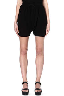 OAK Loose cotton shorts