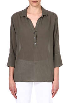 JAMES PERSE Chiffon tunic