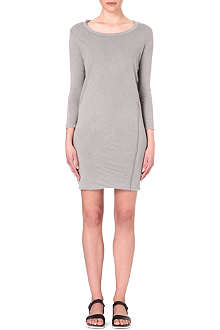 JAMES PERSE Linen-blend dress