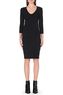 JAMES PERSE Scoop-jersey dress