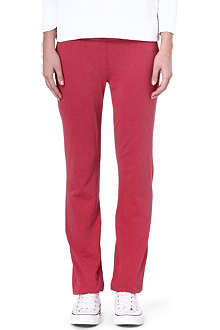JAMES PERSE Genie cotton jogging bottoms